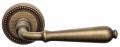 "Дверная ручка Venezia ""CLASSIC"" D3 матовая бронза"
