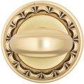 Фиксатор поворотный Venezia WC-2 D2 французское золото + коричневый