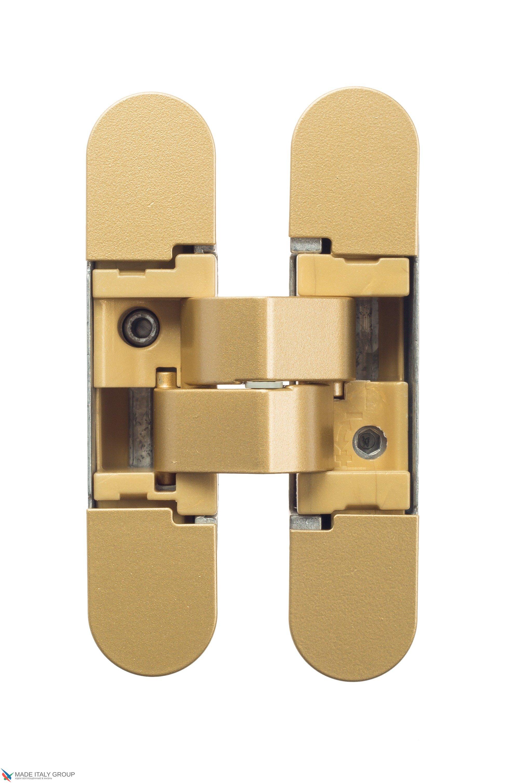 Дверная петля скрытая дверная Venezia P101-G матовое золото