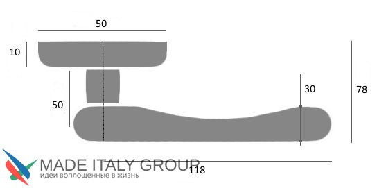 "Дверная ручка Venezia ""COLOSSEO"" белая керамика паутинка D1 античное серебро"
