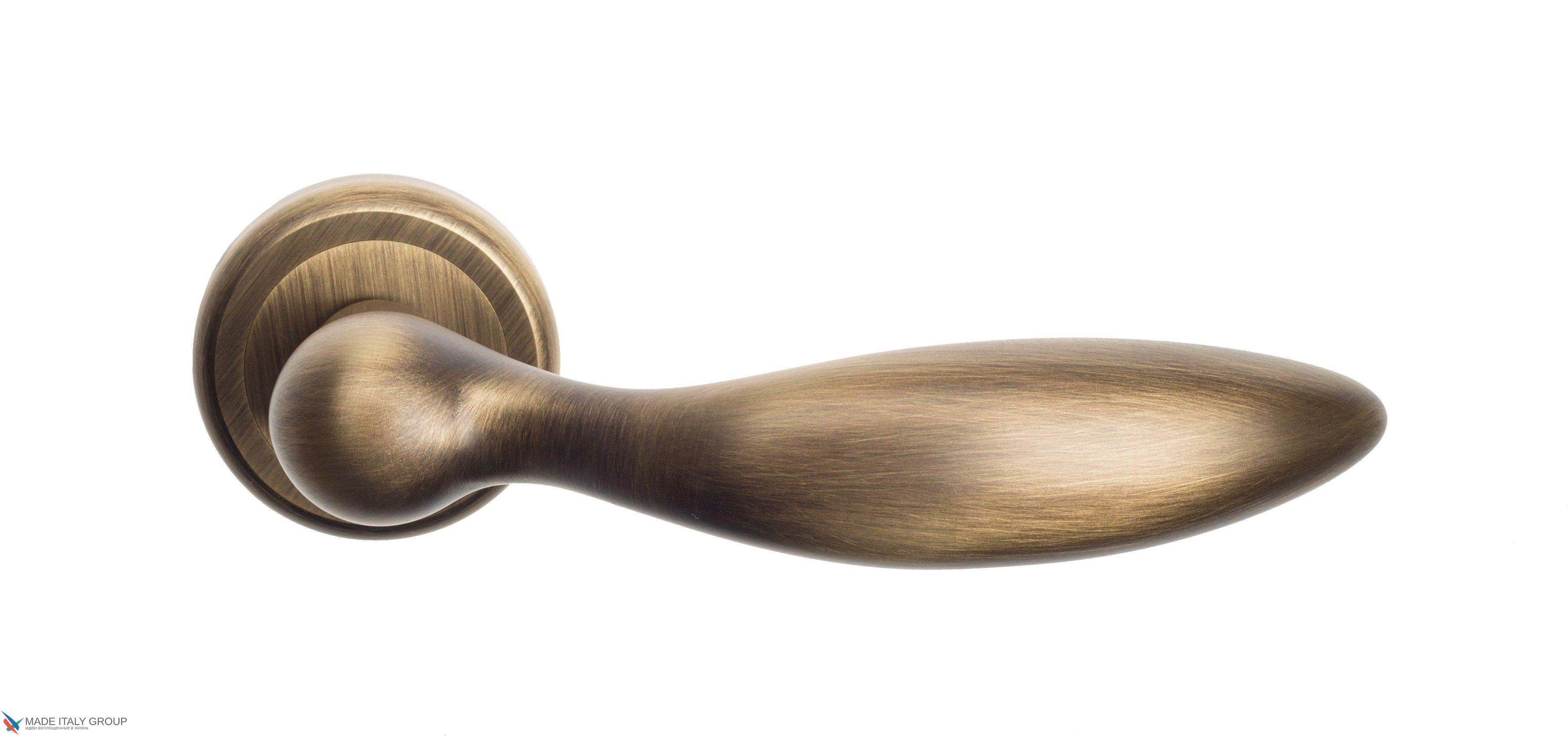 "Дверная ручка Venezia ""MAGGIORE"" D1 матовая бронза"