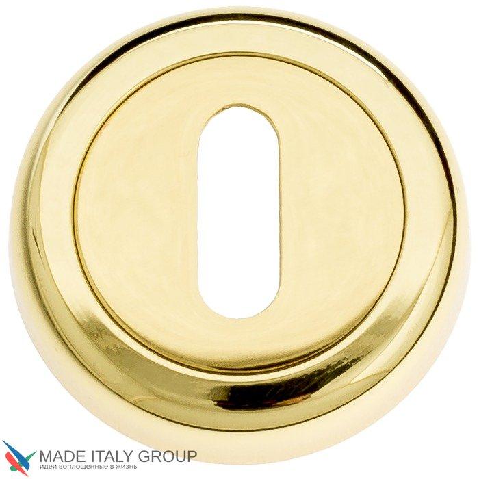 Наклдака под ключ буратино Venezia KEY-1 D1 полированная латунь